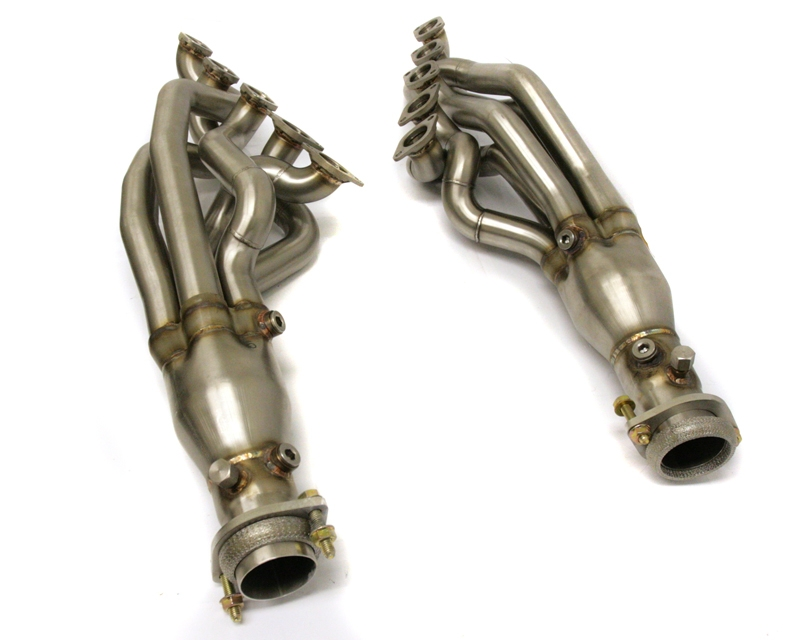 Agency Power High Flow Catless Headers BMW E60 M5 E63 M6 05-10