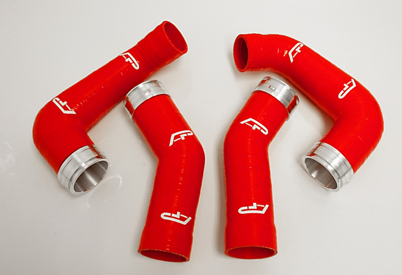 Agency Power Silicone Boost Hose Set Porsche 997.2 Turbo 10-13