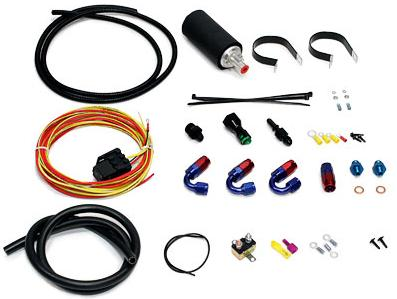 AMS Fuel Pump Kit Evo X