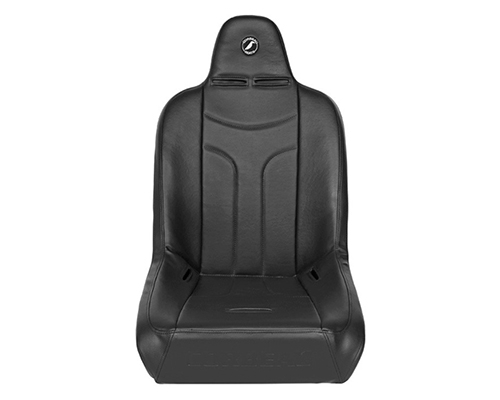 Corbeau Baja JP Suspension Seat in Black Vinyl Wide 26401W