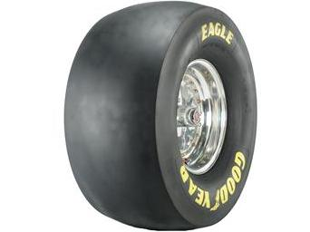 Goodyear Eagle Drag Slicks, 2шт