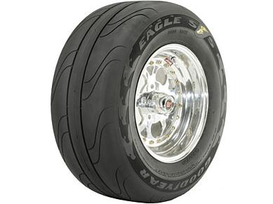 Goodyear Eagle SS DOT Drag Radial, 2шт
