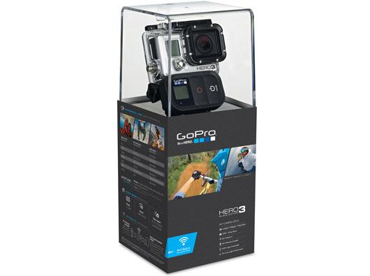Камера GoPro HD HERO 3 Black Edition