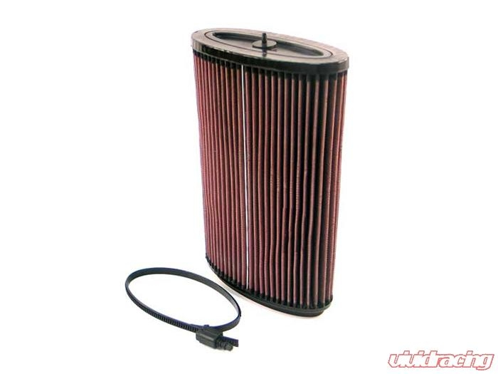 K&N High Flow Replacement Air Filter Porsche Boxster/Cayman 05-12