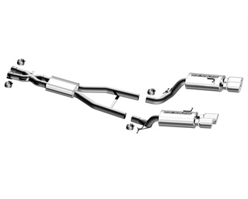 Magnaflow 2.5 Inch Stainless Cat-Back Exhaust BMW E63 M6 V10 06-10