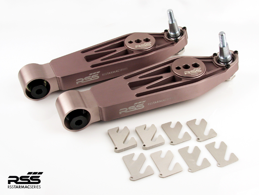 RSS Lower Control Arm Kit Porsche 997/996