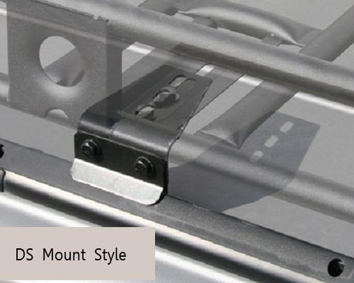 Smittybilt DS6-6 Factory Adapter Brackets