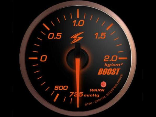 Stri SLM Amber 60mm Boost