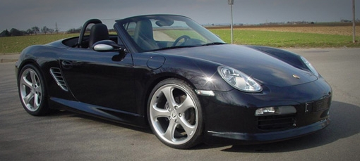 TechArt Side Skirts Porsche Boxster | Boxster S 987 05-12